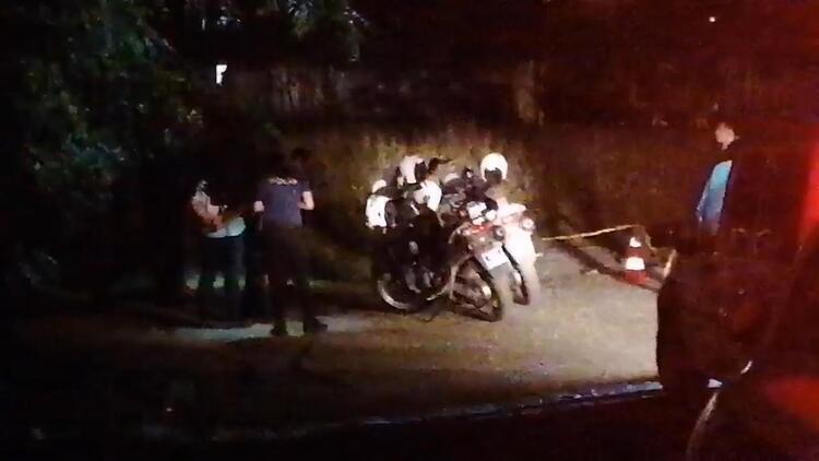 Silivri'de silahlı saldırıya uğrayan kadın yaralandı