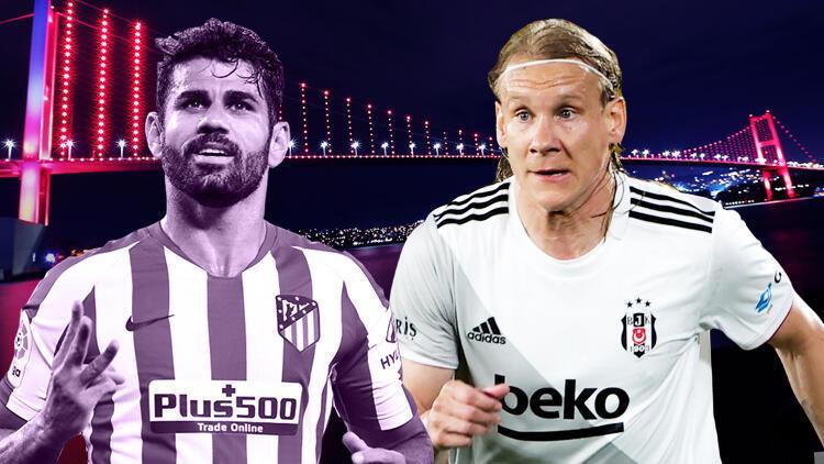 Son Dakika: Beşiktaşta 4 milyon euroluk Diego Costa şoku Vida ile geldiler - Transfer haberleri