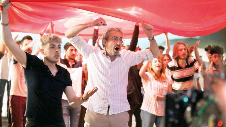 Erkan Petekkaya: 'Süper Baba' etkiledi