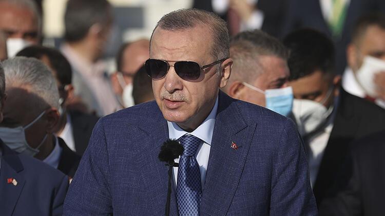 Son dakika... Cumhurbaşkanı Erdoğan KKTC'de: Yeni bir dönem var... NATO, ABD ve Türkiye...