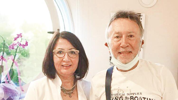 Ali Kocatepe katarakt ameliyatı oldu