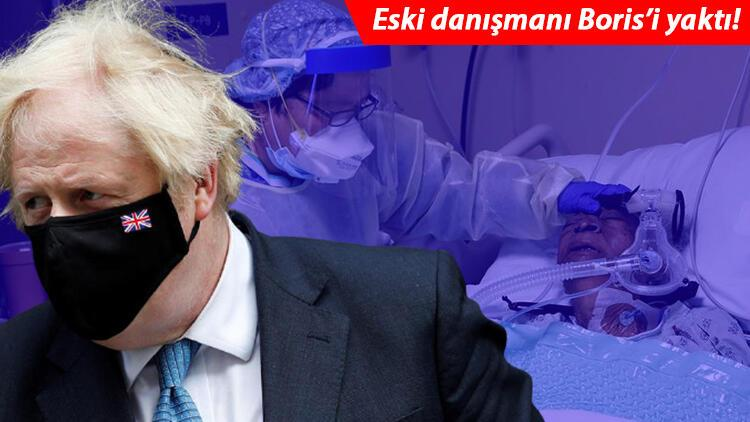 Eski başdanışman tekrar sahnede: Boris Johnson'a şok suçlama!