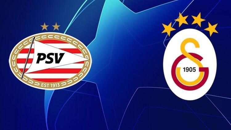 Galatasaray, PSV Eindhoven karşısına 5 eksikle çıkacak