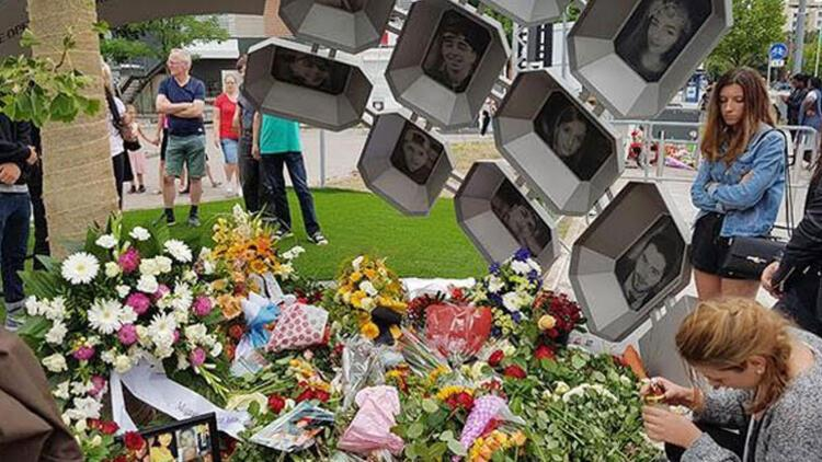 Münih kurbanları anılıyor