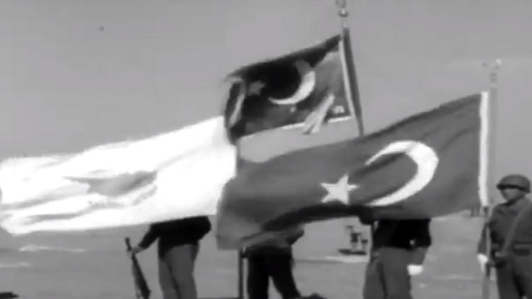 MSB'den Kıbrıs Barış Harekatı'nın 47. yıl dönümü paylaşımı