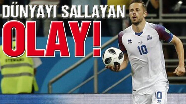 İzlanda basını: 'O futbolcu Gylfi Sigurdsson'