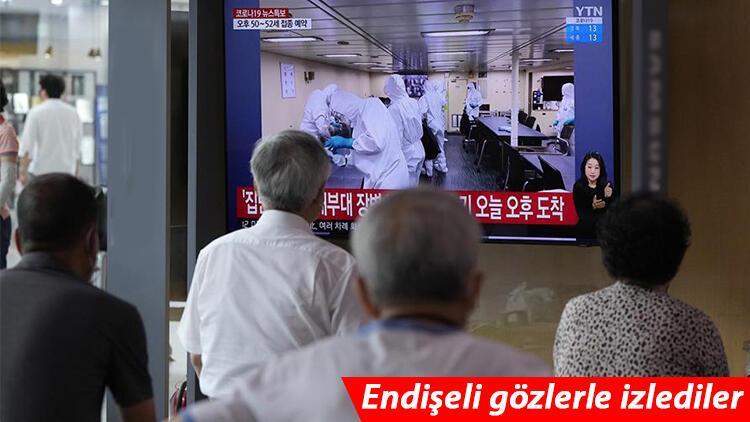 Savunma bakanı özür diledi, ülkede şok! Güney Kore savaş gemisinde virüs paniği