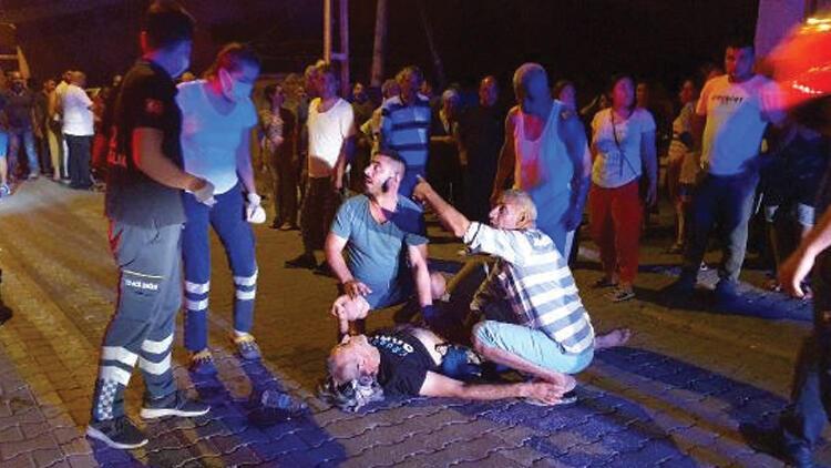 Adana'da husumetli olduğu amcası ve kuzenini av tüfeğiyle vurdu: 2 yaralı