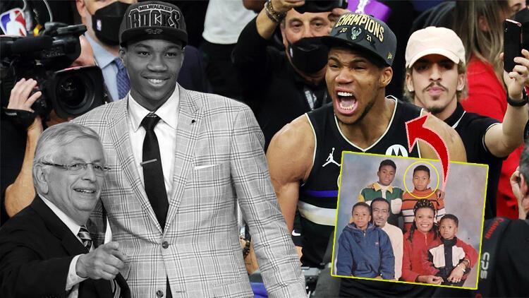 Son Dakika: NBA'de 50 yıl sonra şampiyon Milwaukee Bucks! Sokaklarda saat ve gözlük satan o çocuk tarihe geçti; Giannis Antetokounmpo