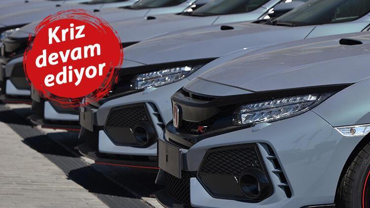 Honda Japonya'daki tesislerinde üretime ara verecek