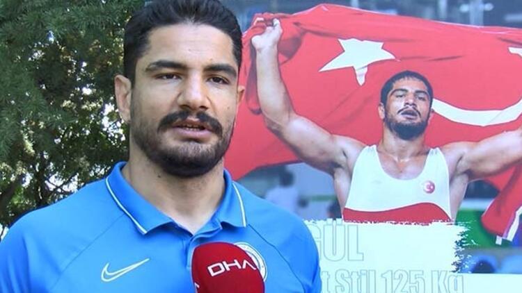 """Taha Akgül: """"Altın için güreşeceğim ama gerçekten zor bir olimpiyat olacak..."""""""
