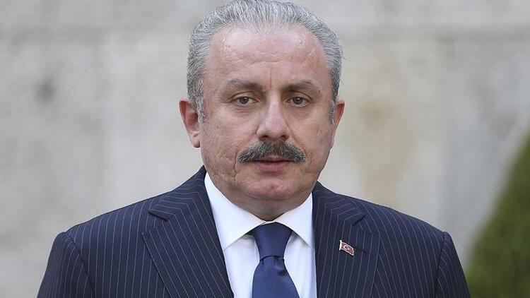 TBMM Başkanı Şentop, Tekirdağ'da şehit bekçinin ailesini ziyaret etti