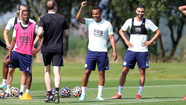 Son Dakika: Galatasaray ve Beşiktaş'ın transfer etmek istediği Ghezzal, antrenmanlarını sürdürüyor