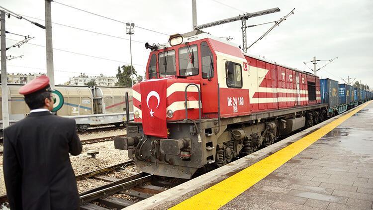 Küresel rekabete demiryolu katkısı