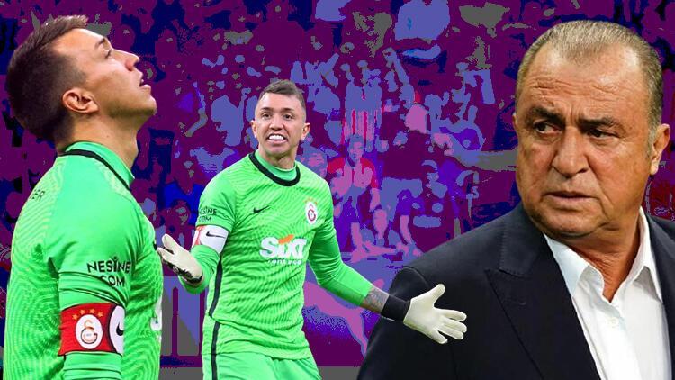 Son Dakika: PSV - Galatasaray maçında Fernando Muslera'dan 2 büyük hata
