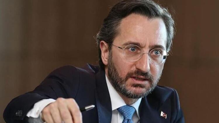 Yabancı devletlerden bazı medya kuruluşlarına fon... Fahrettin Altun: Kimsenin masasına meze yaptırmayız