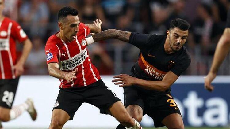 Son Dakika: PSV 5-1 Galatasaray / Maç sonucu