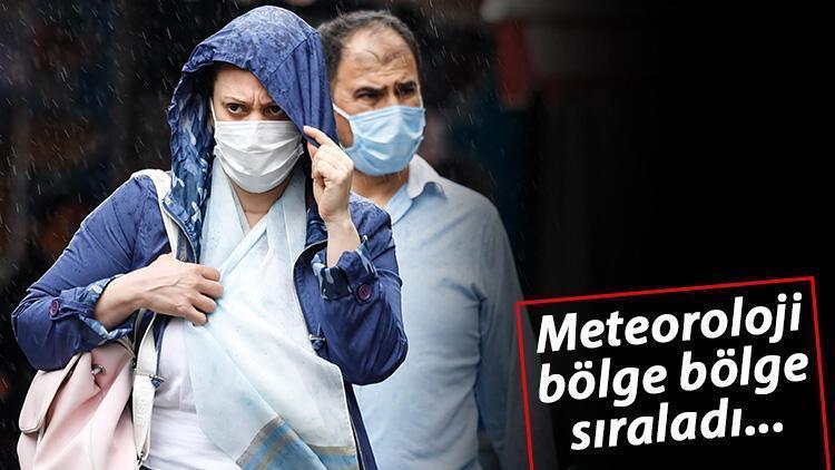 Hava durumu tahminleri: AFAD ve Meteoroloji'den son dakika kuvvetli yağış uyarısı! İstanbul ve 6 ilde etkili olacak