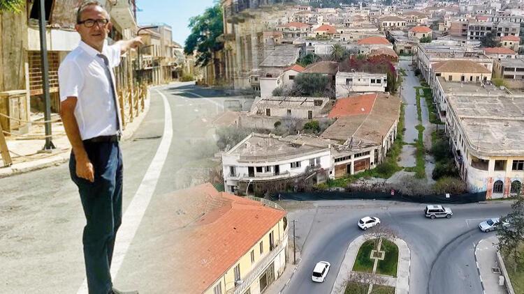 İşte Maraş'ta yerleşime açılan mahalle... Aya Nikola Rum sakinlerini bekliyor