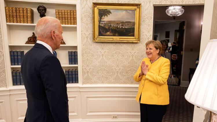 Kuzey Akım 2 anlaşması Almanya'yı mutlu etti