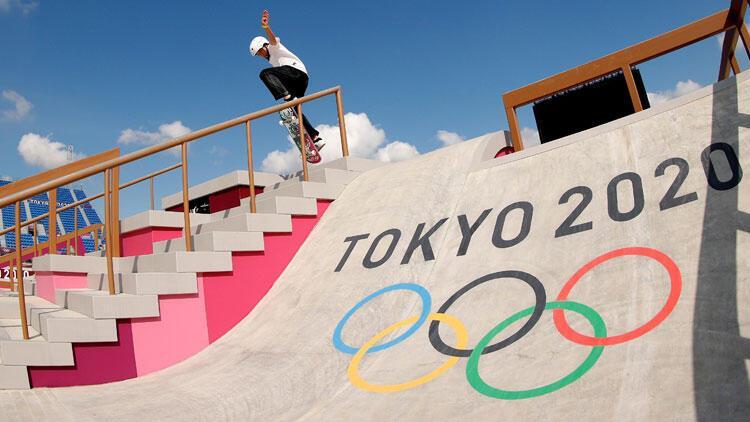 'Tokyo Olimpiyat Oyunları'nın iptal edilmesi söz konusu değil'