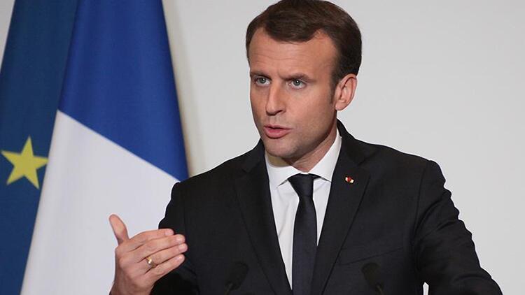 Son dakika... Macron'dan flaş 'Pegasus' adımı