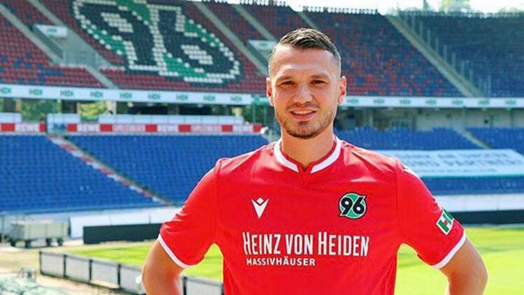 Hannover 96'dan ayrılan Barış Başdaş'a teklif yağıyor