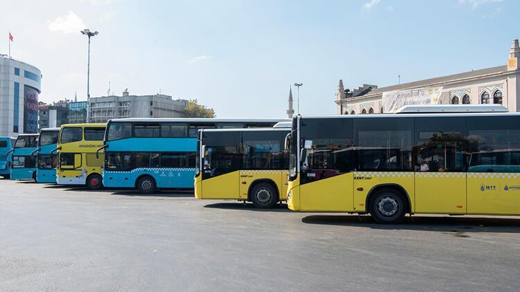 Bayramda otobüsler çalışıyor mu? Kurban Bayramı'nda toplu taşımalar ücretsiz mi?