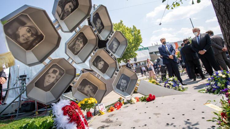 Münih kurbanları 5'inci yılda anıldı