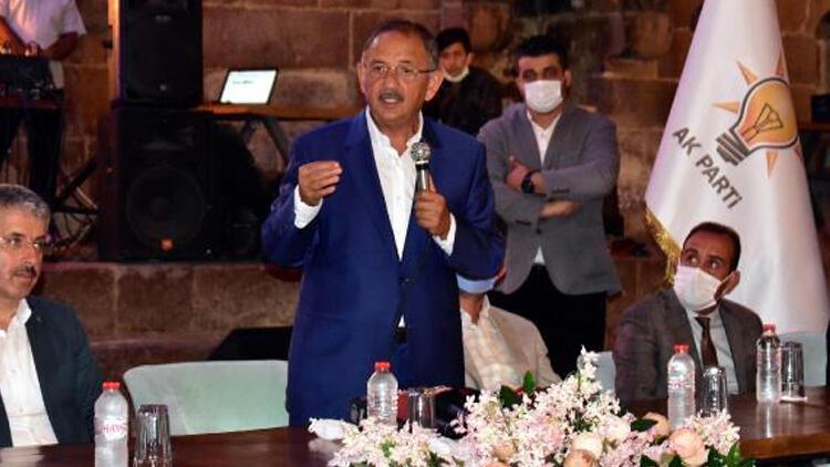 AK Parti Genel Başkan Yardımcısı Özhaseki: Pandemi koalisyon hükümetler dönemine denk gelseydi millet biterdi
