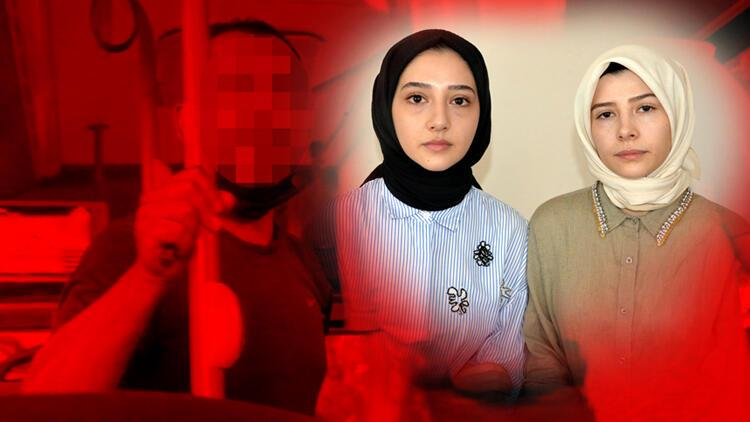 Kız kardeşlere otobüste sözlü tacize 1 tutuklama