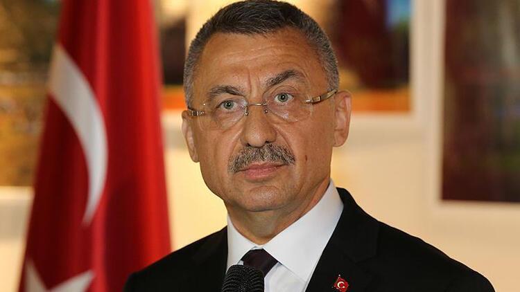 Cumhurbaşkanı Yardımcısı Oktay'dan Ali Sabancı'ya taziye telefonu