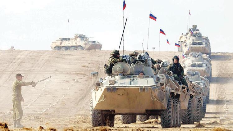 Rusya'dan Afganistan sınırında teyakkuz