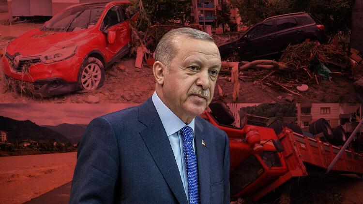 Son dakika... Cumhurbaşkanı Erdoğan Rizeye ulaştı
