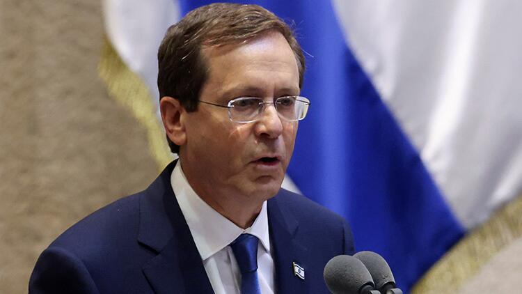 İsrail Cumhurbaşkanı Herzogdan ekonomik terörizm çıkışı