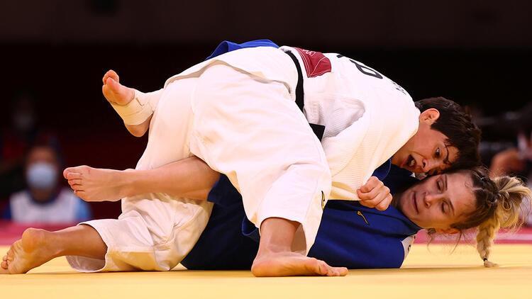 Tokyo 2020 Haberleri: Milli judocu Gülkader Şentürkten erken veda