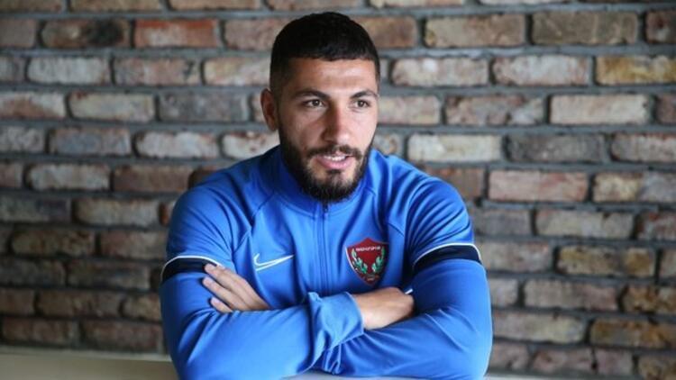 Kamil Ahmet Çörekçi: Trabzonsporda çok süre alamıyordum, Hataysporda devamlı oynamak istiyorum