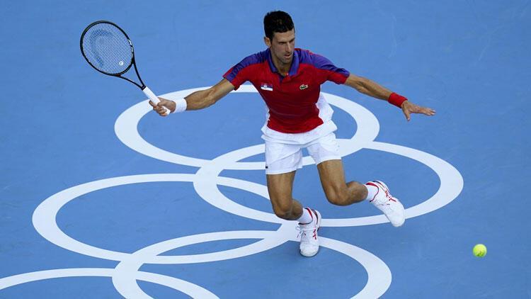 Tokyo 2020 Haberleri: Novak Djokovic, olimpiyata galibiyetle başladı