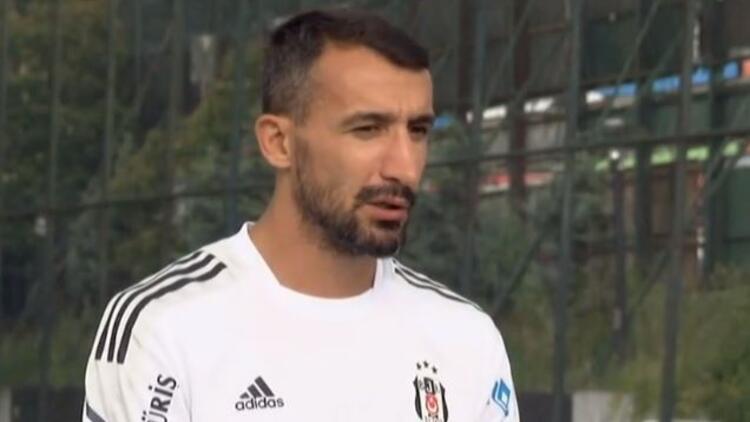 Son dakika: Beşiktaşın yeni transferi Mehmet Topal: Maddiyata takılmam