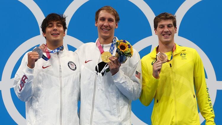 Tokyo 2020 Haberler: Yüzmede madalyalar sahiplerini buldu