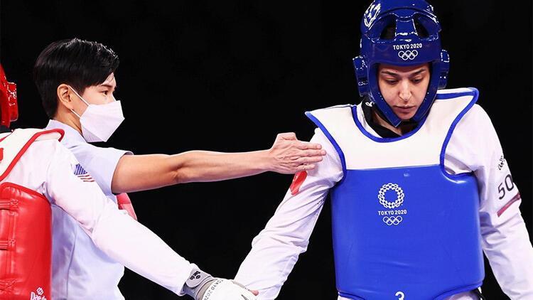 Milli taekwondocumuz Nur Tatar Tokyo 2020ye veda etti