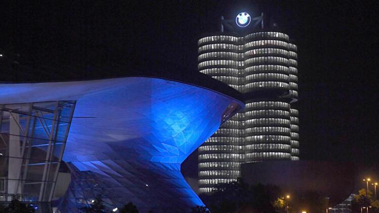 BMW 9 Ağustos'a kadar üretimi durdu