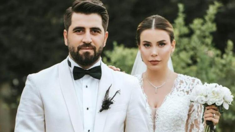 Kafalar grubu üyesi Bilal Hancı ile Esin Çepni evlendi