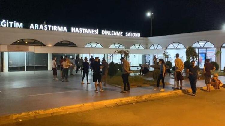Koronavirüs vaka sayıları artıyor Diyarbakırda hastanelere akın: PCR testi için uzun kuyruk