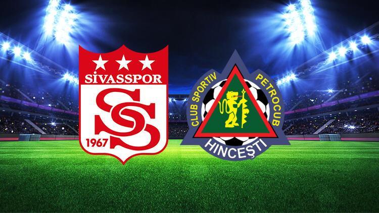 Sivasspor-Petrocub maçı ne zaman, saat kaçta ve kanalda İşte maçın ayrıntıları