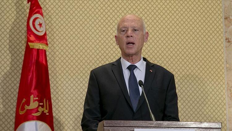 Tunus Cumhurbaşkanı Saidden aldığı kararları darbe olarak  nitelendirenlere cevap