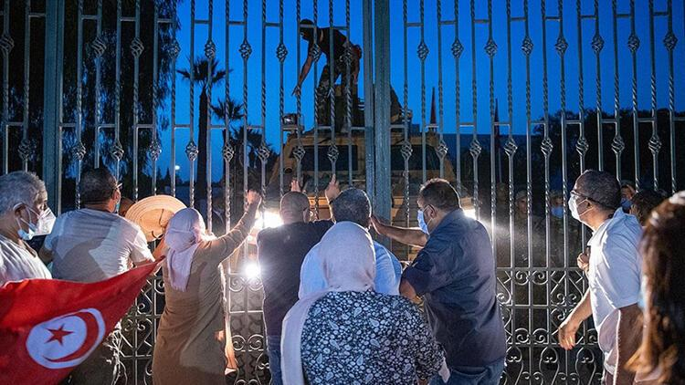 ABden Tunus çağrısı: Meclisin faaliyetleri yeniden başlatılmalı
