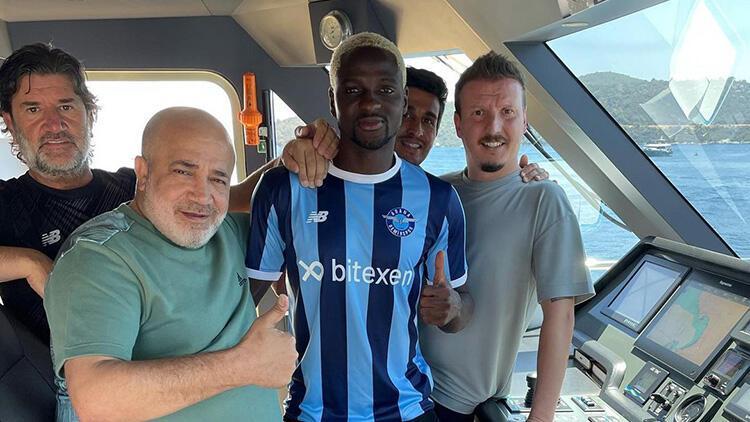 Son Dakika Haberi... Adana Demirspor, David Akintola transferini açıkladı 3 yıllık imza...
