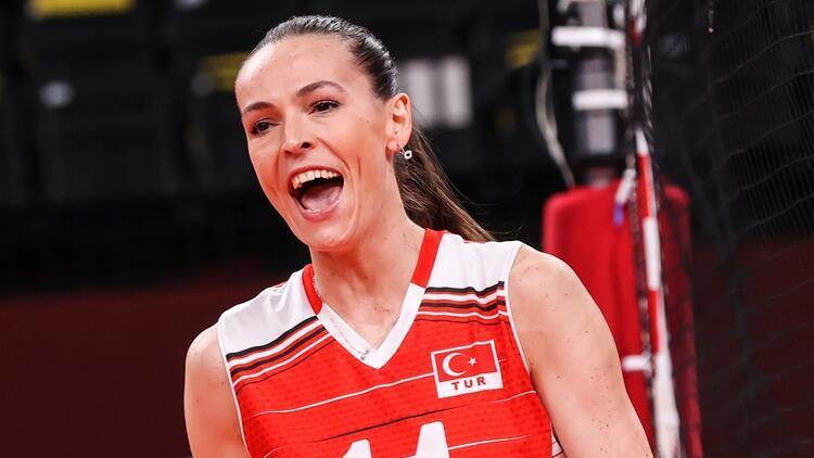 Tokyo 2020 Haberleri: Voleybol kadın milli takım kaptanı Eda Erdem Dündar, İtalya yenilgisini değerlendirdi