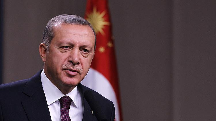 Cumhurbaşkanı Erdoğandan şehit Halil Çelebinin ailesine başsağlığı mesajı